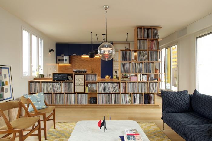 Rénovation d'un appartement de 105m2-Paris 11ème : BBD_C_3653