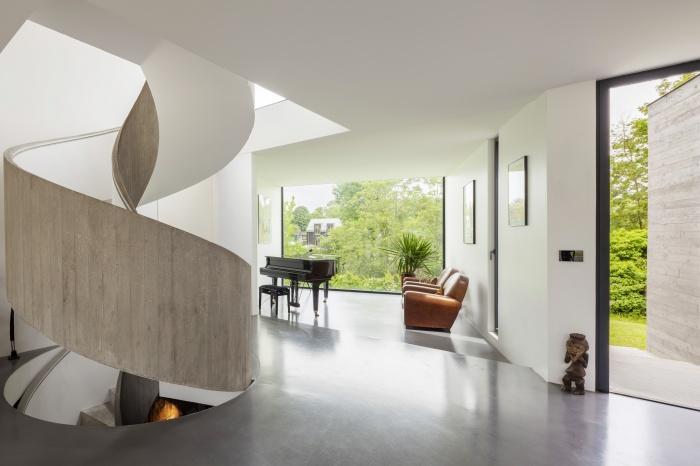 Maison individuelle à Créteil : CRE_BD_ESCALIER