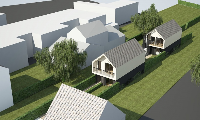 Constrution de deux maisons : SC28