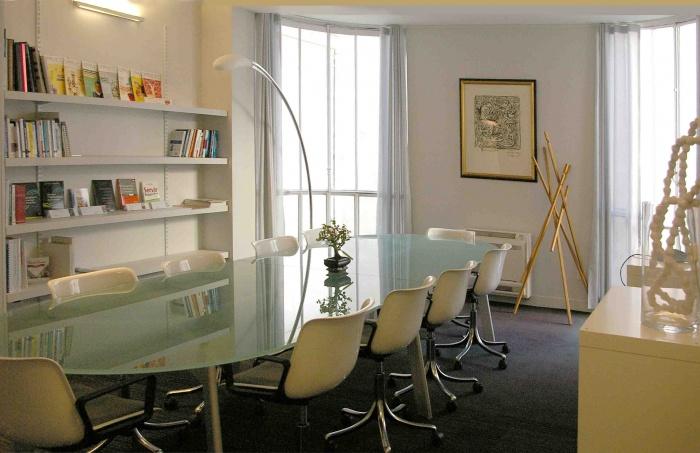 Restructuration de plateaux de bureaux : IMGP5746