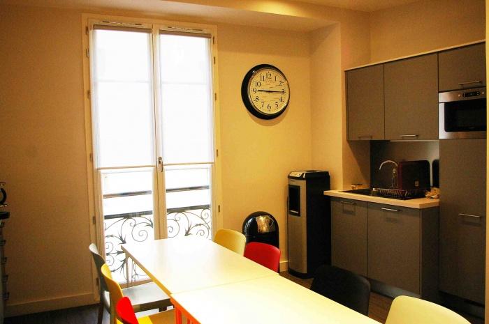 Restructuration de plateaux de bureaux : IMGP5758