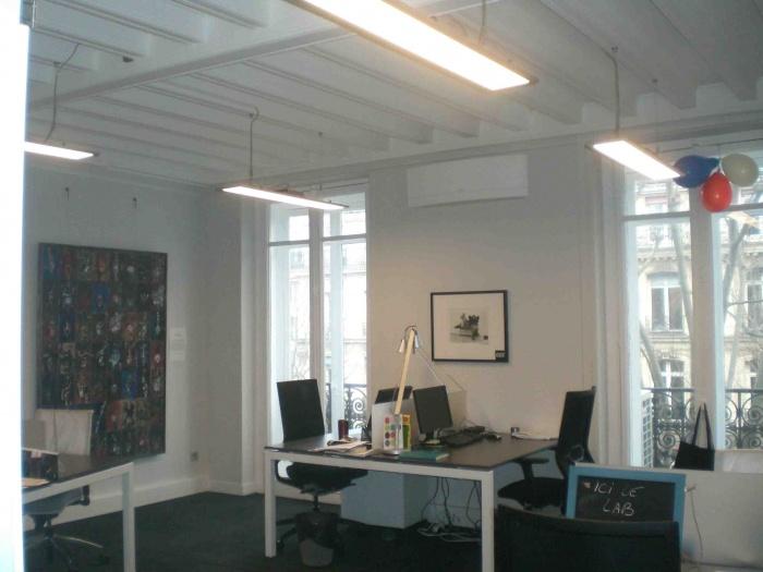 Restructuration de plateaux de bureaux : CIMG7902