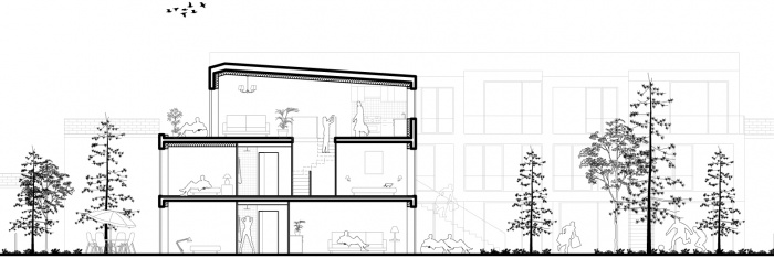 logements - : TAS-coupe